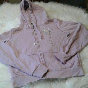 Woman's NWT PINK hoodie M. $ 35.00 # 769